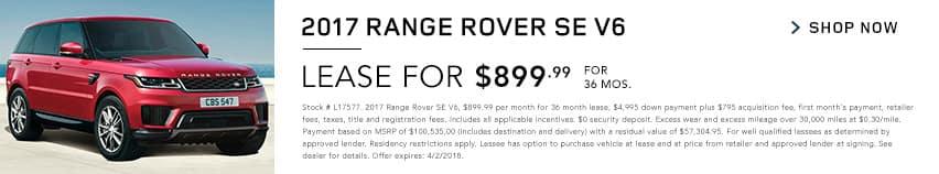 Range Rover SE V6