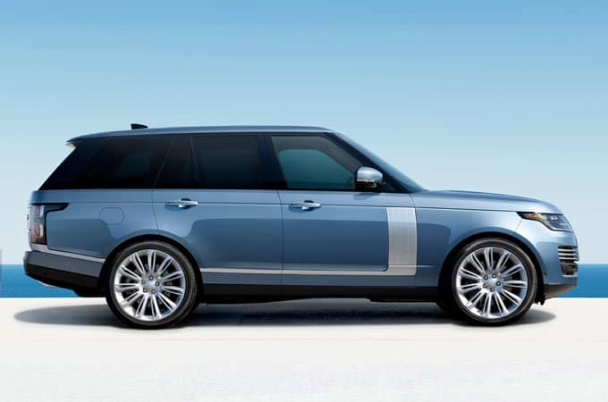New 2019 Land Rover Range Rover HSE With Navigation & 4WD
