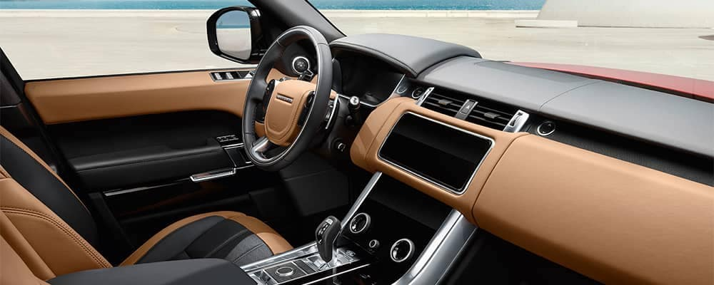 2019 Range Rover Sport Interior Range Rover Sport Interior Options