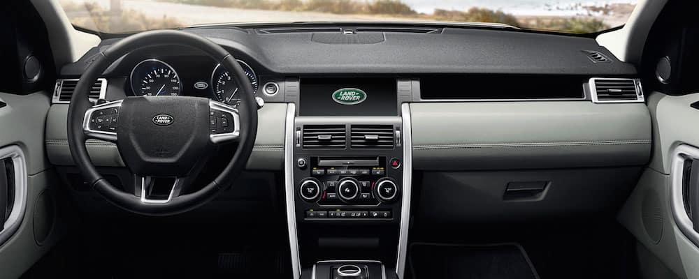2019 Land Rover Discovery Sport Interior Features