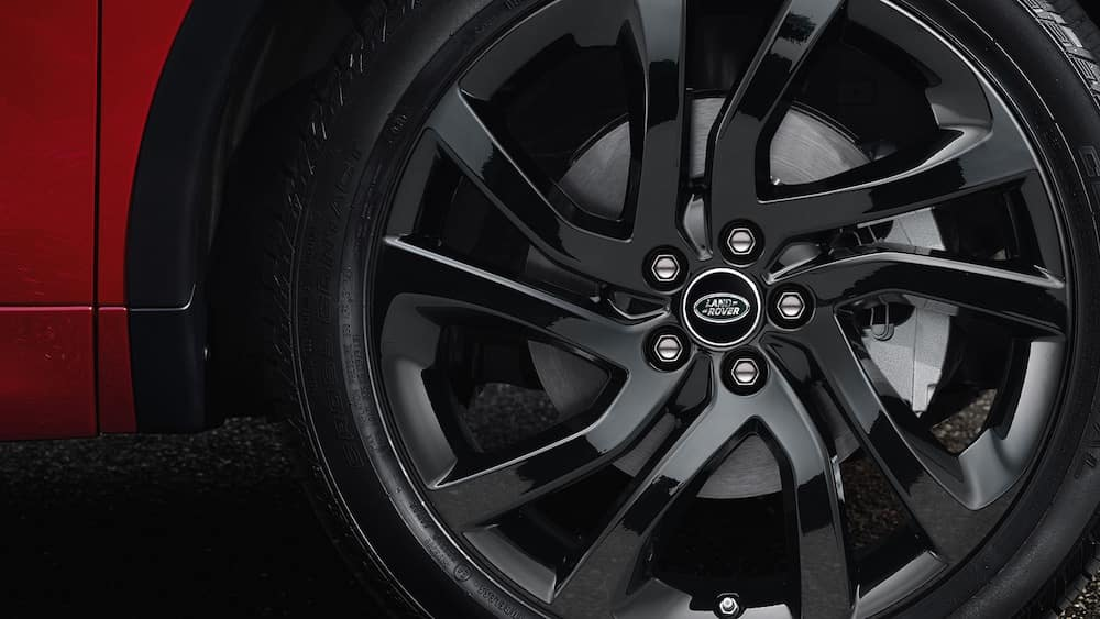 2019 Land Rover Discovery Sport Wheel