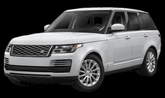 2019 Range Rover Hero Image