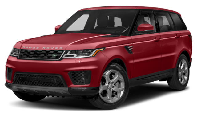 2019 Range Rover Sport Comparison Image