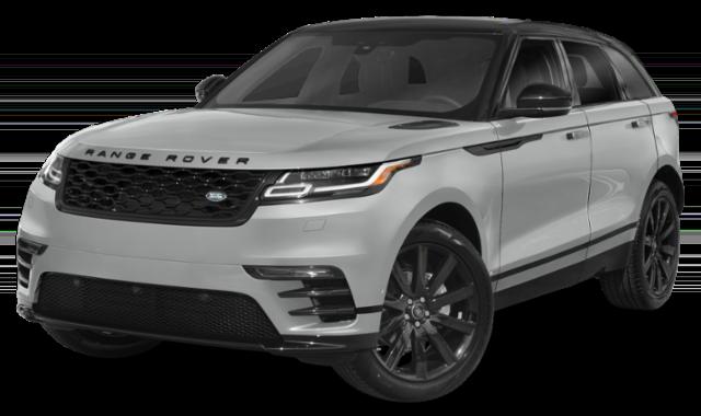2019 Range Rover Velar Comparison Image