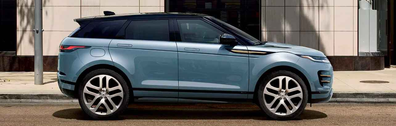 2020 Range Rover Evoque Exterior Profile View