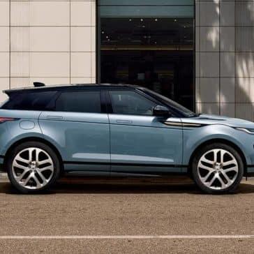 2020 Range Rover Evoque