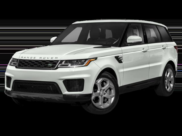 2020 Range Rover Sport Comparison Image