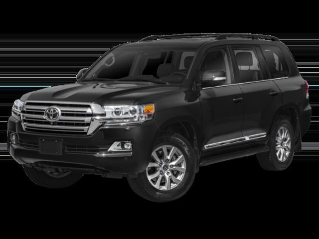 2020 Toyota Land Cruiser Comparison Image