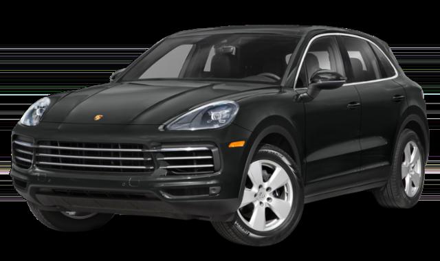 2020 Porsche Cayenne exterior image