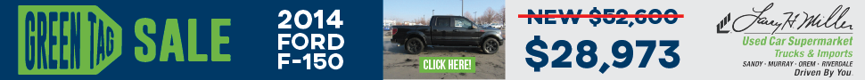 2014 Used Ford F-150 in Riverdale