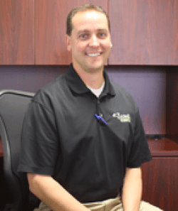 Jared Kilgore Service Manager