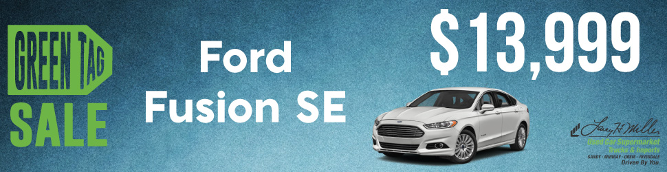 Used Ford Fusion For Sale in Murray
