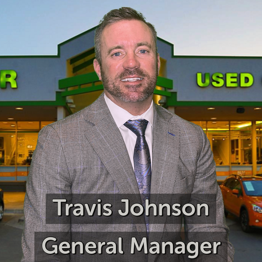 Travis Johnson General Manager