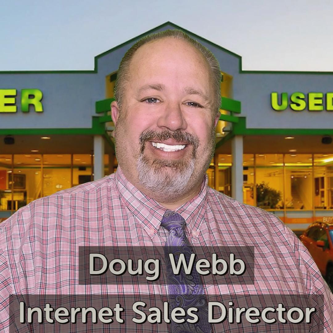Doug Webb Internet Sales Director