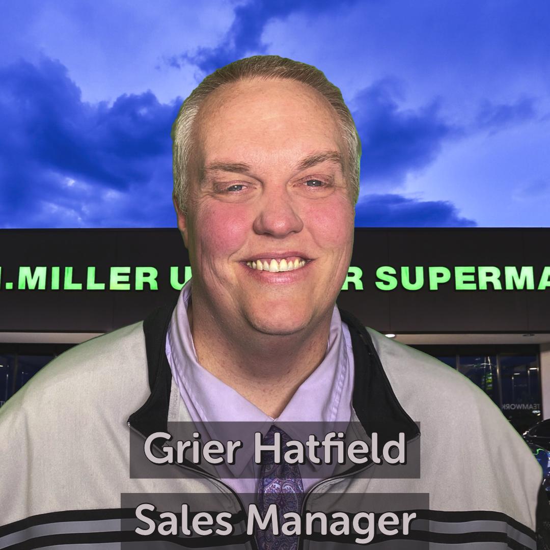 Grier Hatfield Sales Manager