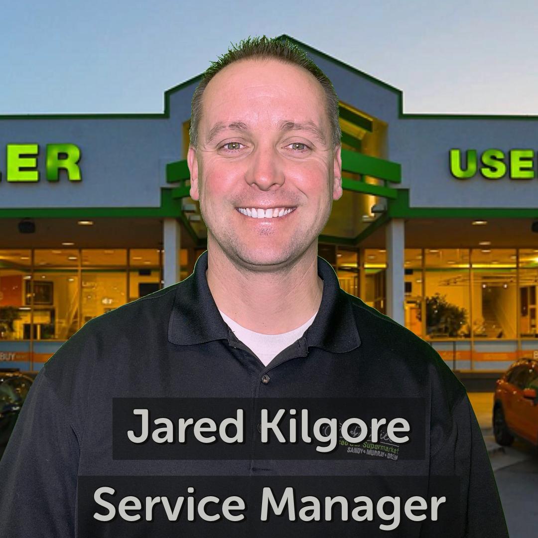 Jared Kilgore Service Manager