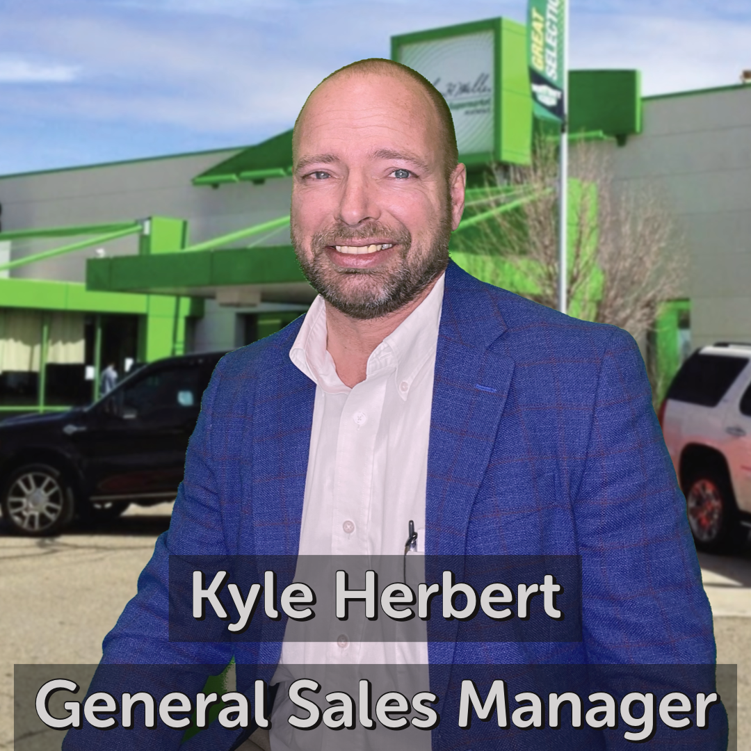 Kyle Herbert General Sales Manager
