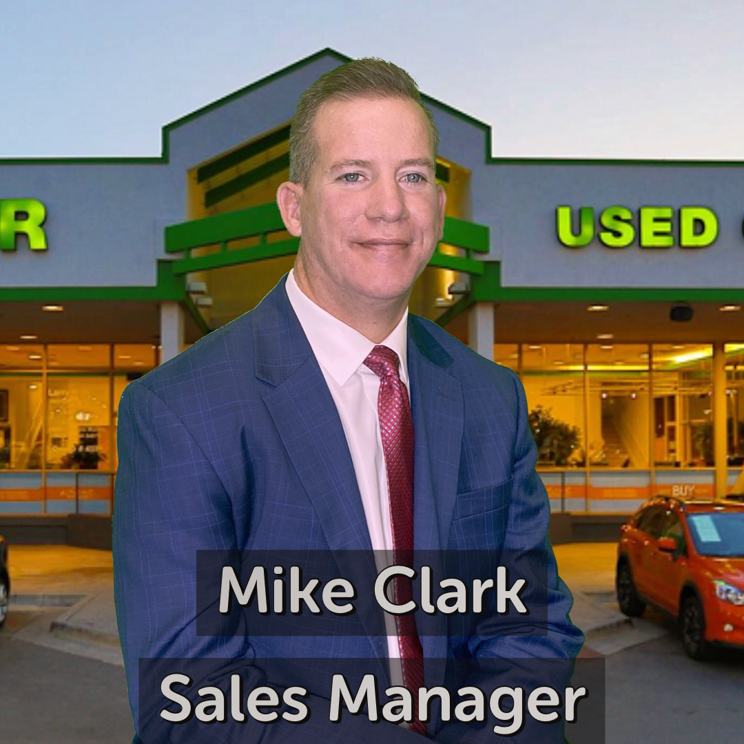 Mike Clark Sales Manager