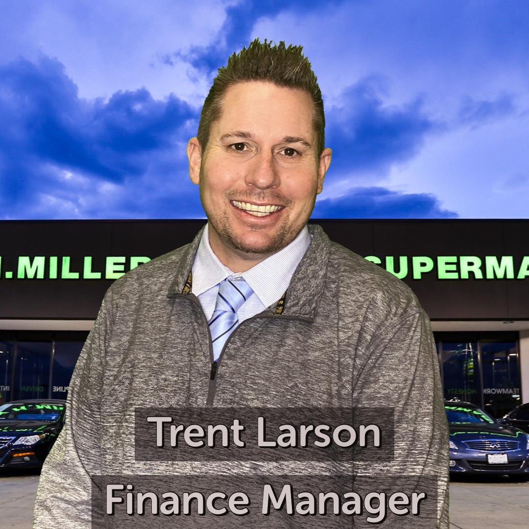 Trent Larson Finance Manager