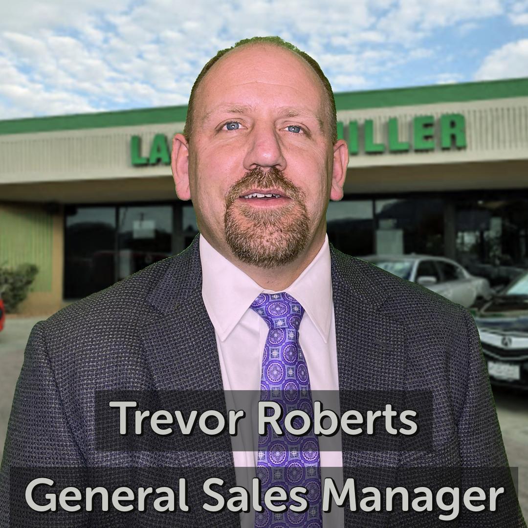 Trevor Roberts General Sales Manager