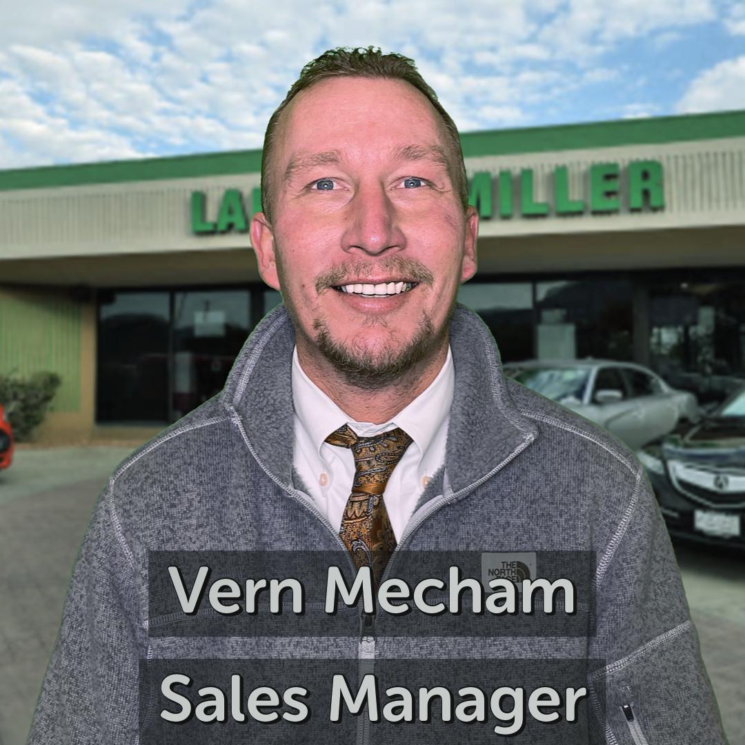Vern Mecham Sales Manager