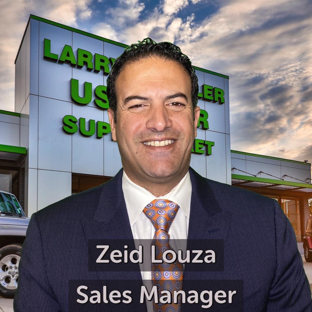 Zeid Louza Sales Manager