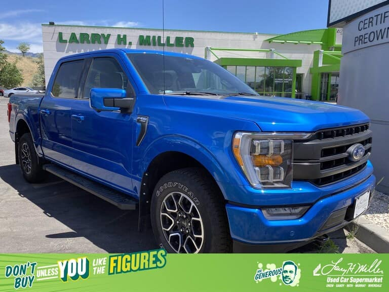 Buy Ford Used at Larry H. Miller Used Car Supermarket in Riverdale