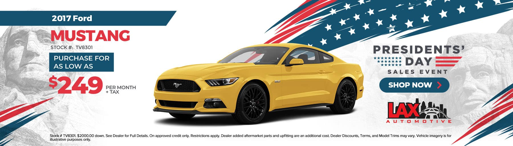 2021-02-Lax Automotive_Slide-1800×514 – 2017 Ford Mustang