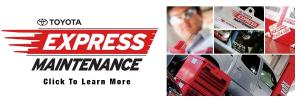 toyota-express-maintenance
