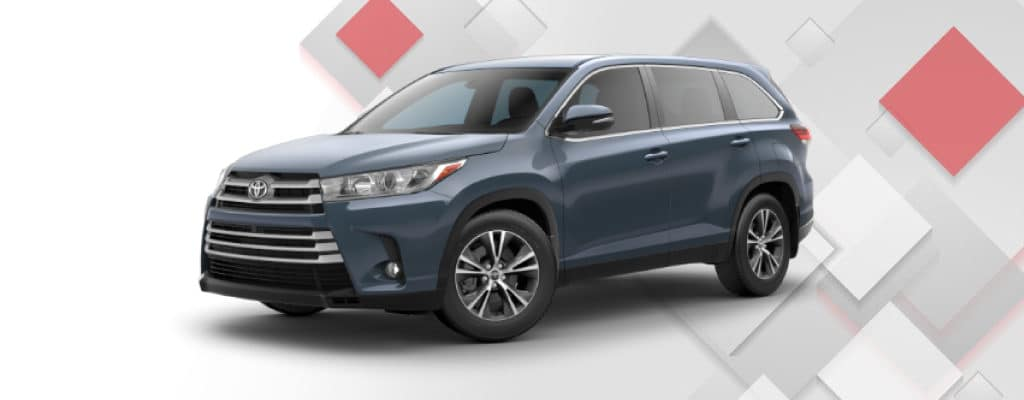 2019 Highlander LE Automatic
