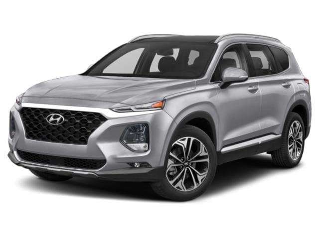 New 2020 Hyundai Santa Fe SEL AWD