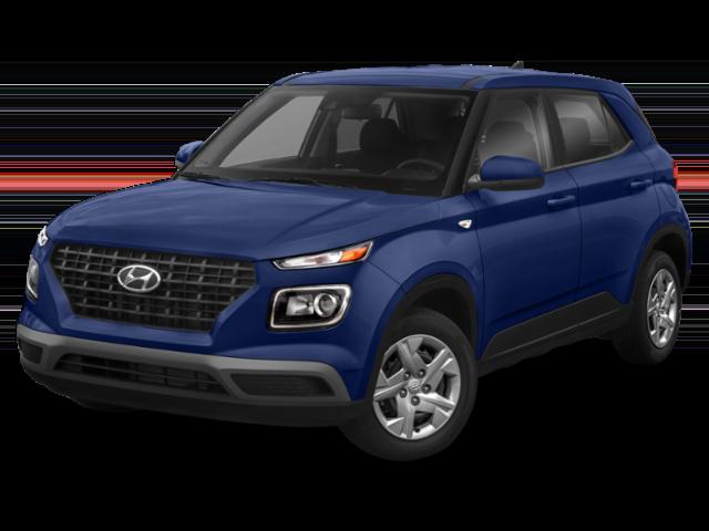 New 2020 Hyundai Venue SEL FWD