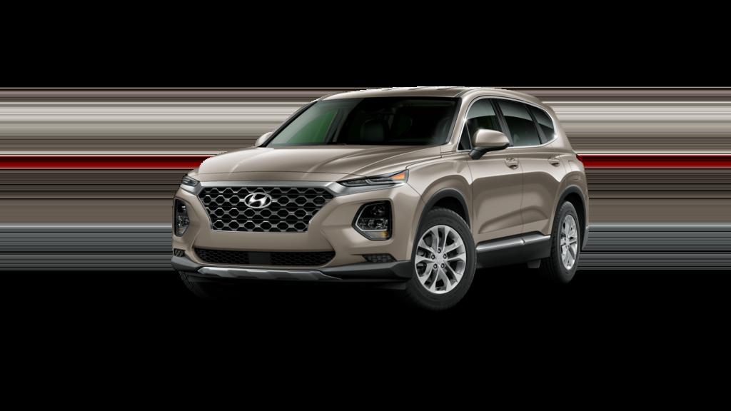 New 2021 Hyundai Santa Fe SEL FWD