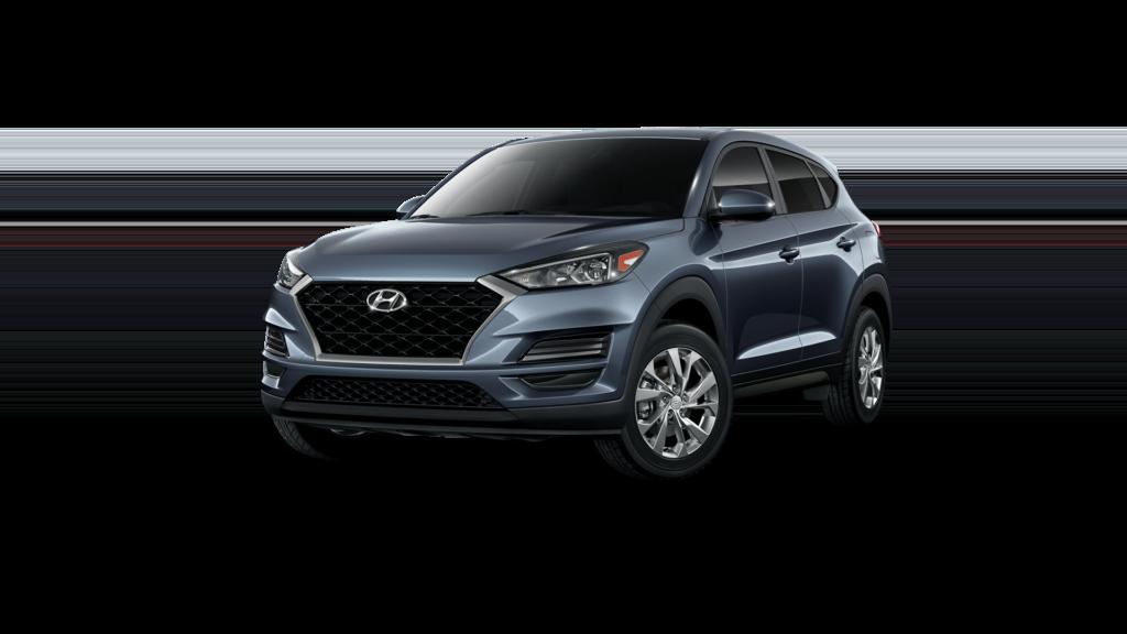 New 2021 Hyundai Tucson SE FWD