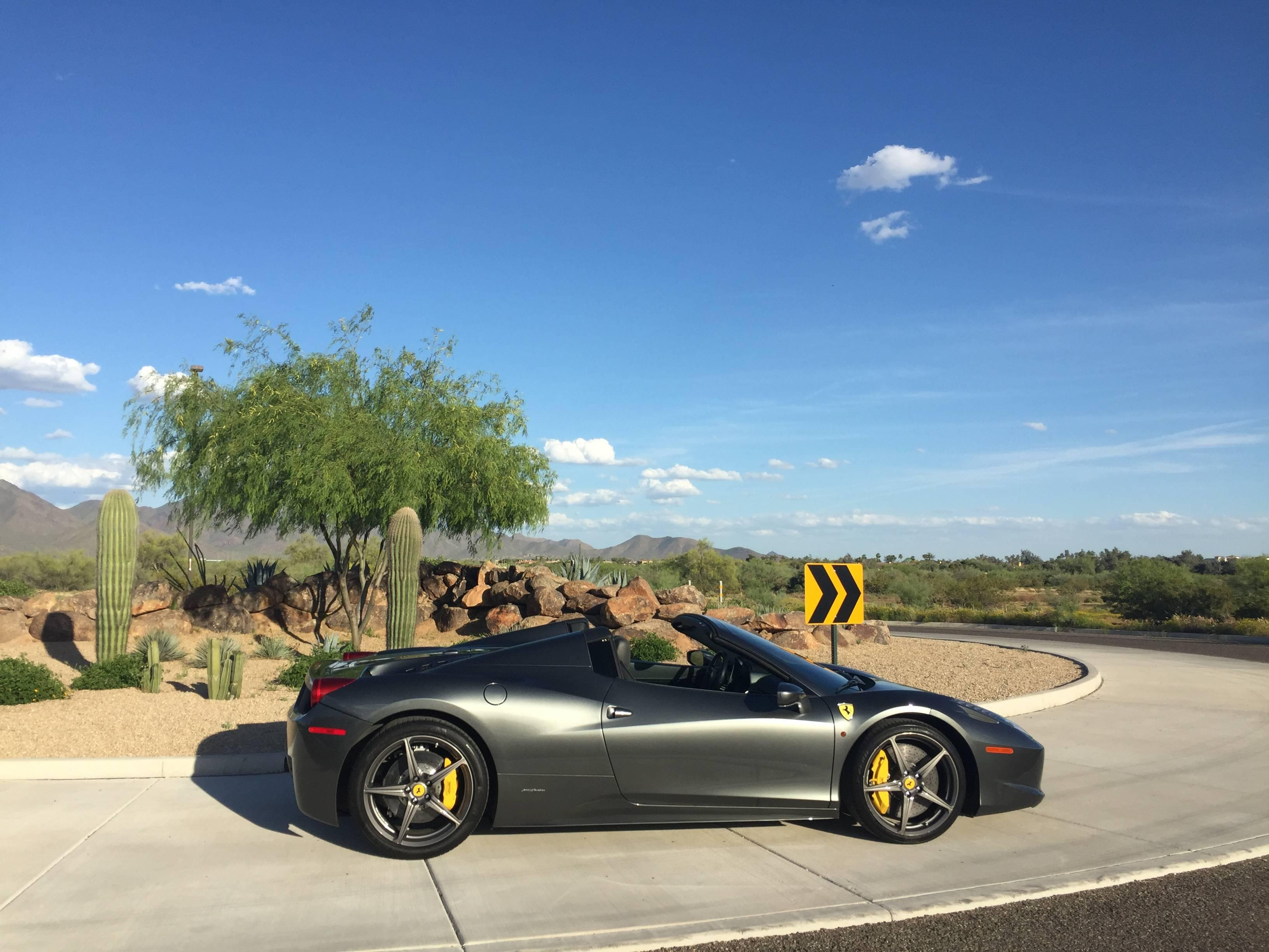 why choose a ferrari 458 italia luxury auto collection
