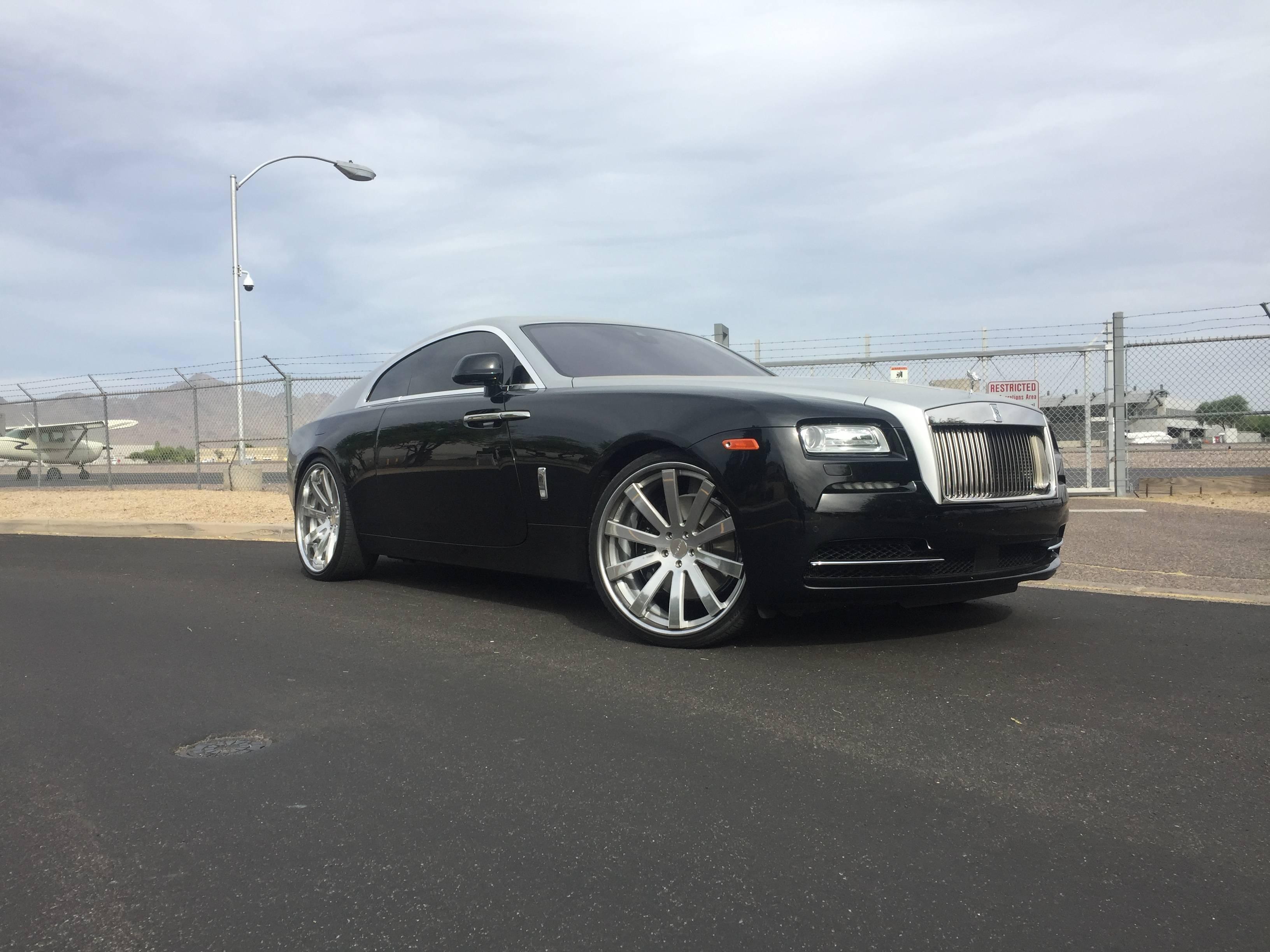 Rolls-Royce Wraith @ Luxury Auto Collection