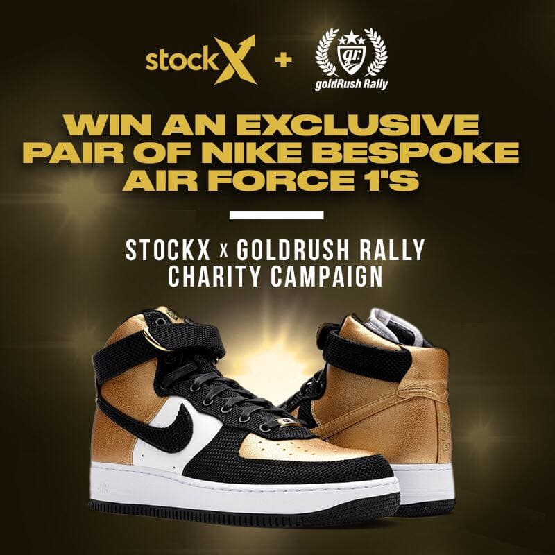 d1e8b6f52a canada nike special field air force 1 qs 952bf 1e1e3; shopping donate to  win limited edition goldrush grx nike bespoke id af1s luxury auto  collection 3887f