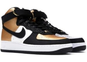 Goldrush Rally Bespoke Nike Air Force 1