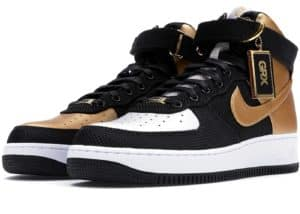 Goldrush Rally Bespoke Nike Air Force 2