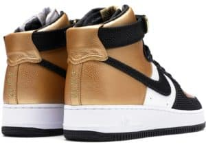 Goldrush Rally Bespoke Nike Air Force 4 4