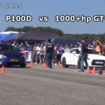 Tesla Model S Versus Nissan GTR Drag Race Image 1 898x505 (1)