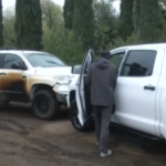 toyota gave truck to man who helped people in the camp fire