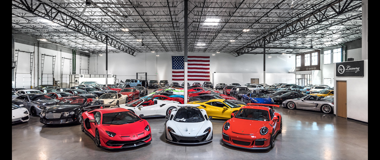 Luxury Auto Collection In Sunny Scottsdale Az Premium Car Dealer