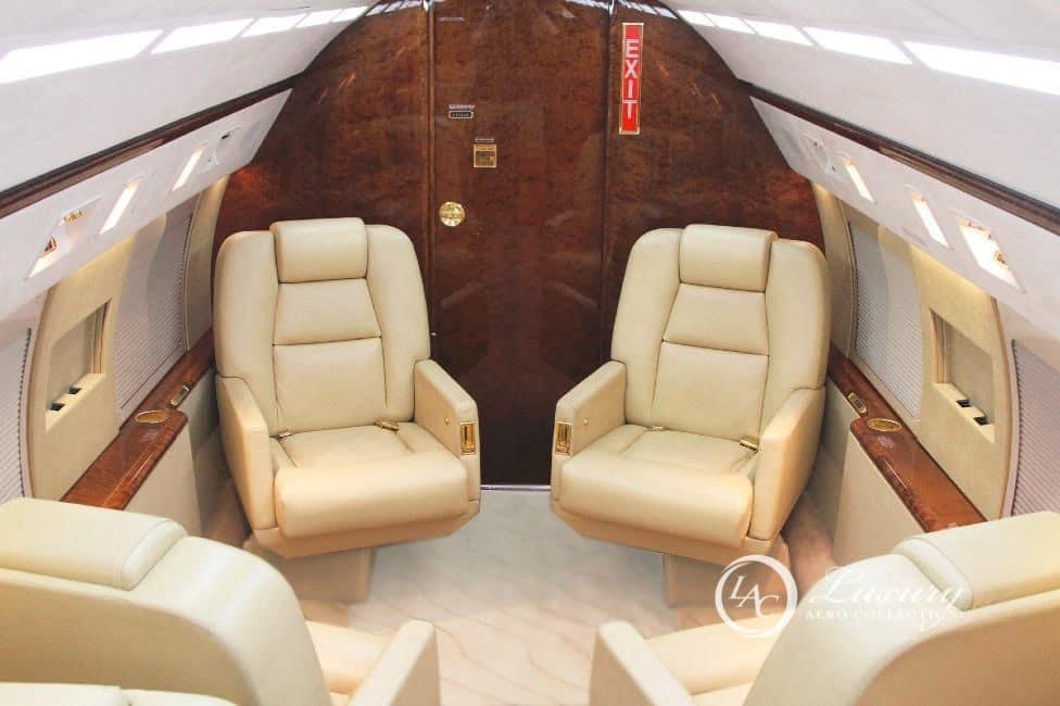 1997 Gulfstream GIVSP 132257