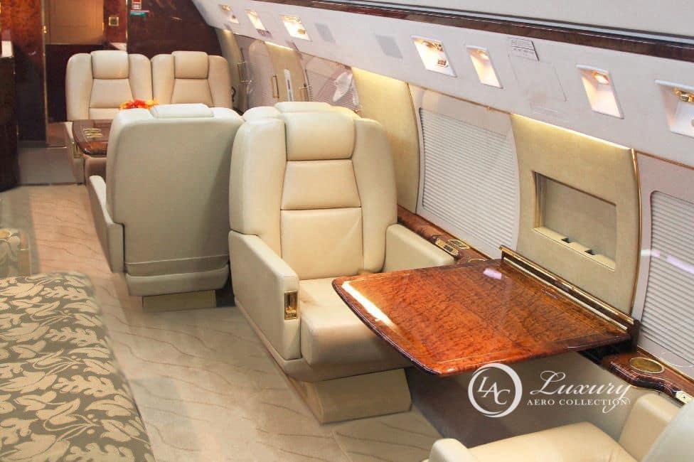 1997 Gulfstream GIVSP 132277