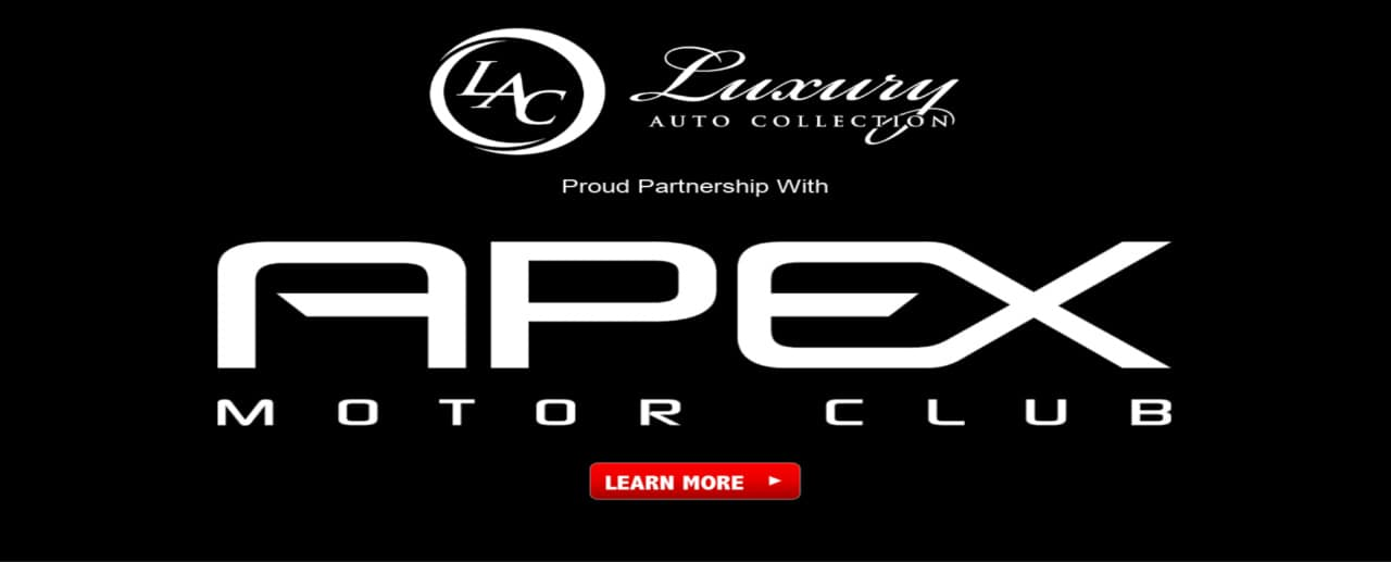 APEX Motor Sports Slider