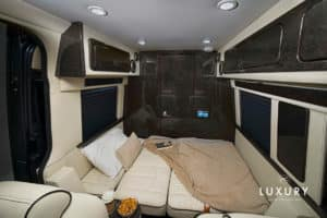 LUXE Daycruiser Rear Bed