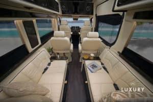 LUXE Daycruiser Rear Benches