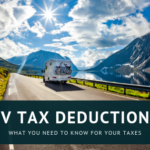 RV Tax Deductions
