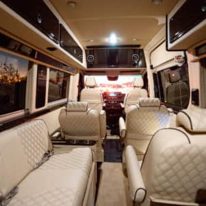 S5 Daycruiser Interior